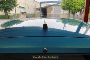 VARIOUS洗車。